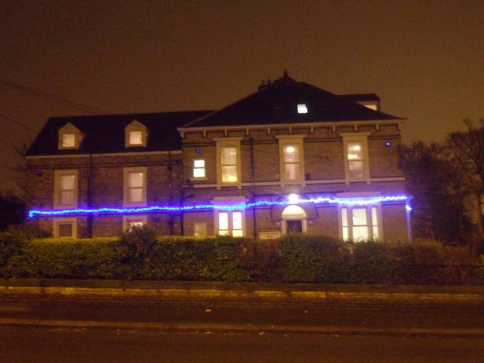 Clifton Mount Hotel, Newcastle upon Tyne