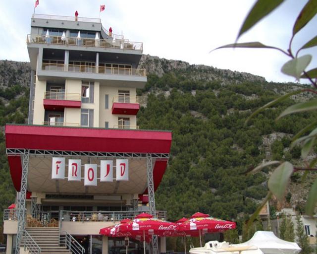 Hotel Frojd, Lezhës