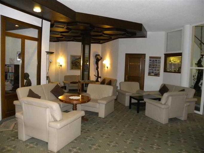 Hotel-Restaurant Bernerhof Kandersteg, Frutigen