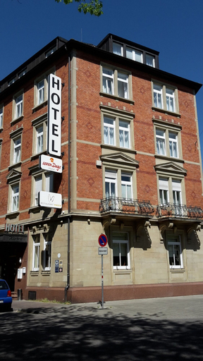 sevenDays Hotel BoardingHouse, Karlsruhe