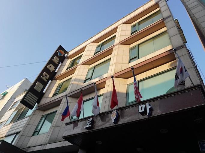 Goodstay Roma Motel, Jung