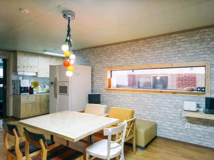 Social House Guesthouse, Yongsan