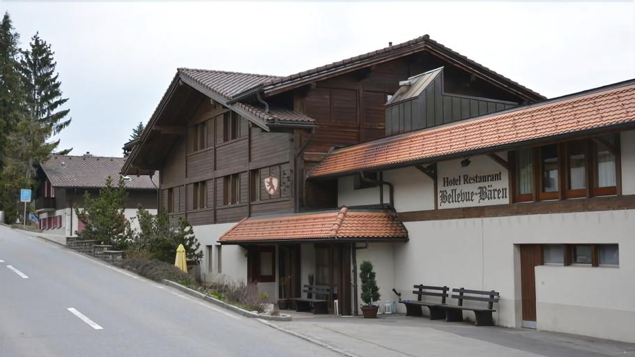 Hotel Bellevue Bären, Frutigen