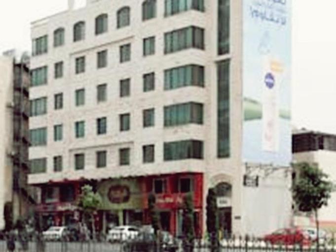 AL-Wahi Suit Apartments, Salt