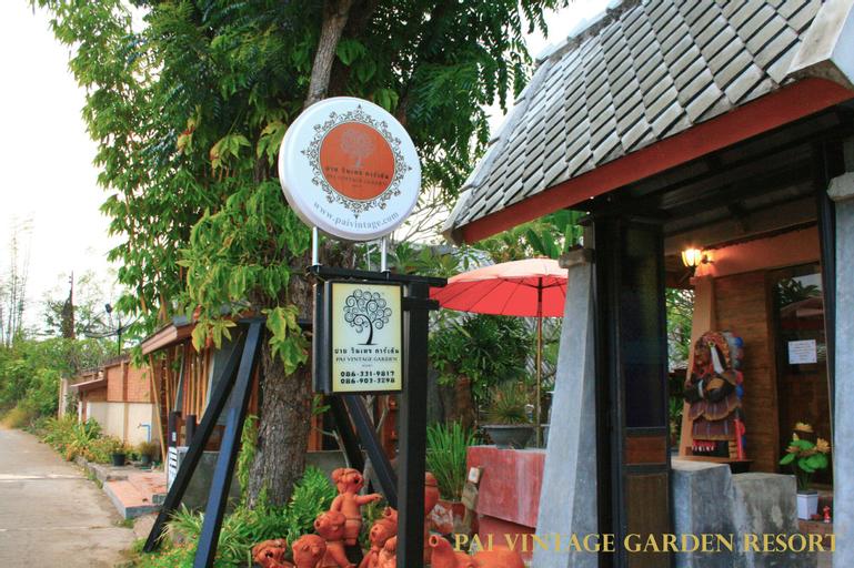 Pai Vintage Garden Resort, Pai
