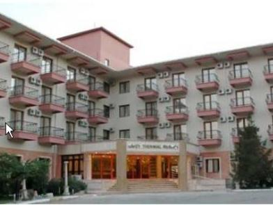 Emet Thermal Resort & Spa Hotel, Emet