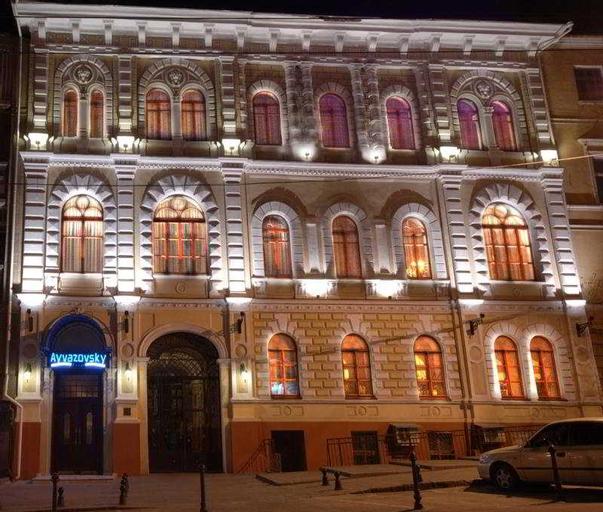 Ayvazovsky, Odes'ka