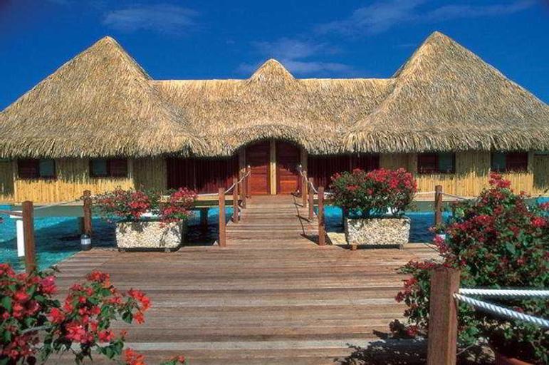 Intercontinental Bora Bora Le Moana Resort,