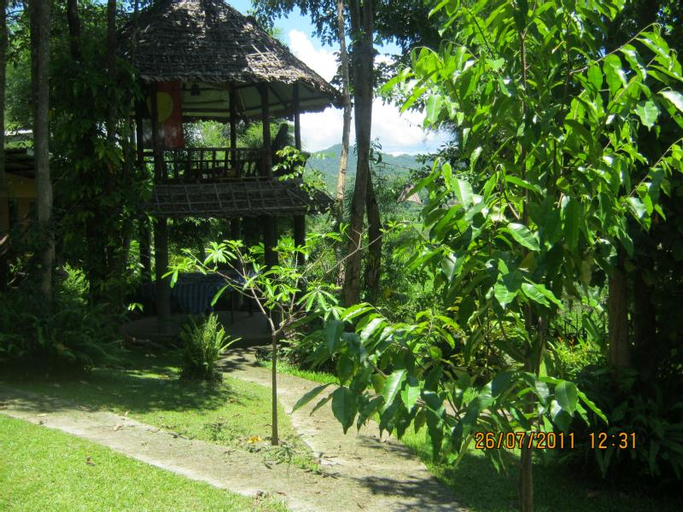 Amy's Earth House Hotel, Pai