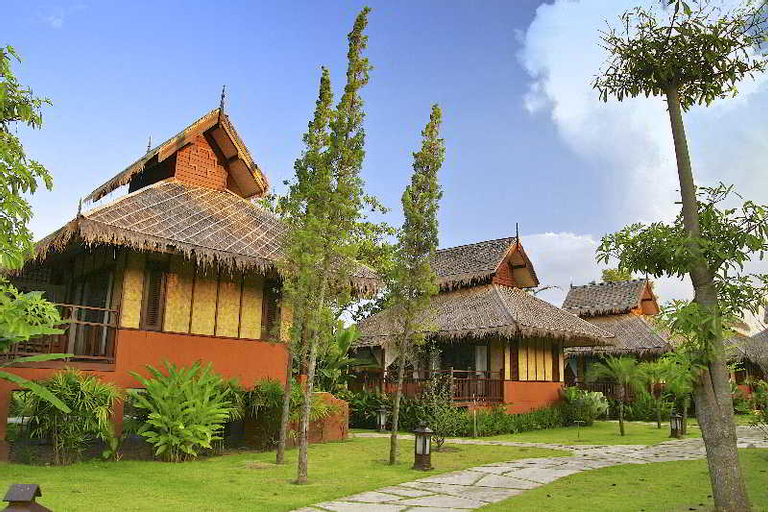 Pai Hotspring Spa Resort, Pai