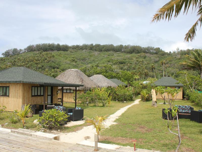 Bora Bora Ecolodge,
