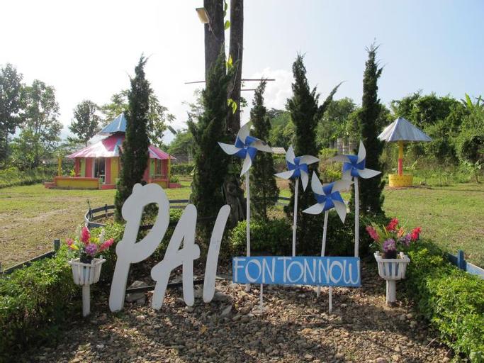 Paifon Tonnow Resort, Pai