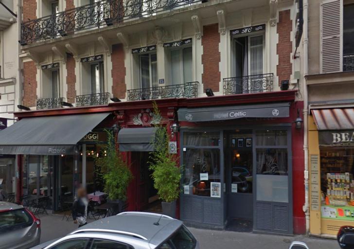 Hotel Celtic, Paris