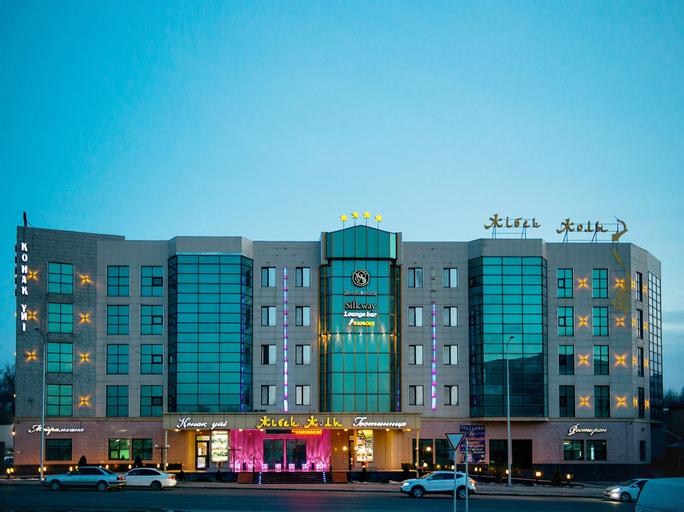 Hotel Zhibek Zholy, Shymkent