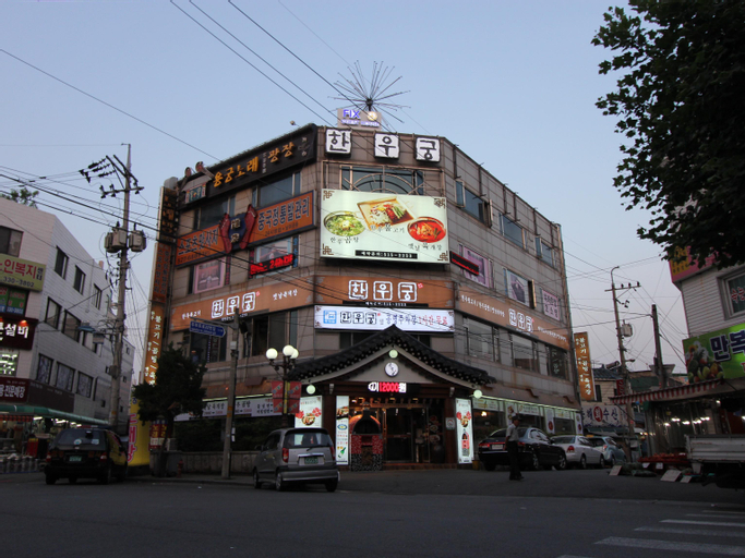 Fix Guesthouse, Gyeyang