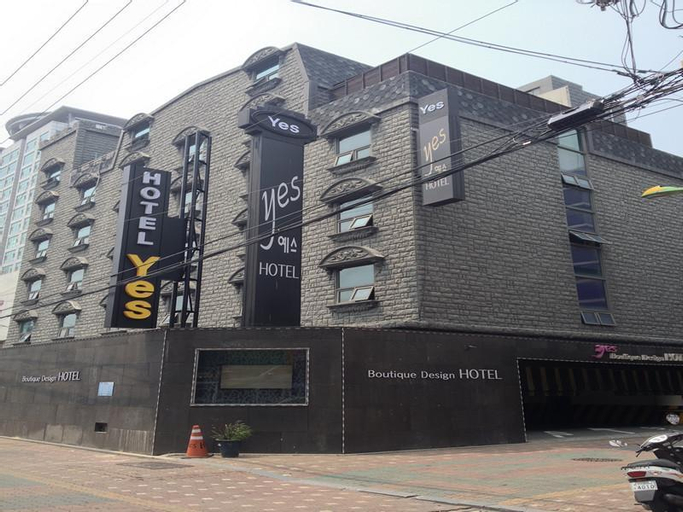 Yes Hotel, Bucheon