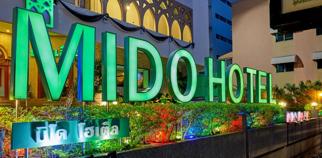 Mido Hotel, Phaya Thai