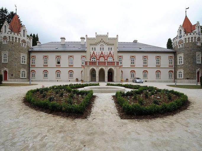 Chateau Heralec & Spa by L'OCCITANE, Havlíčkův Brod