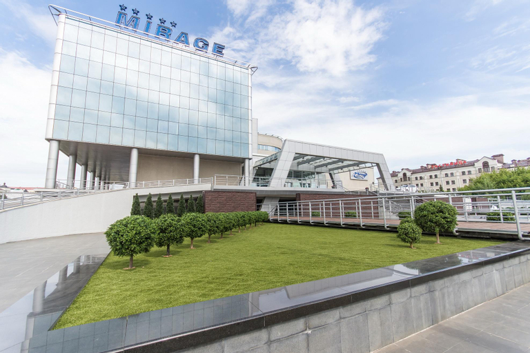Mirage Hotel, Vysokogorskiy rayon