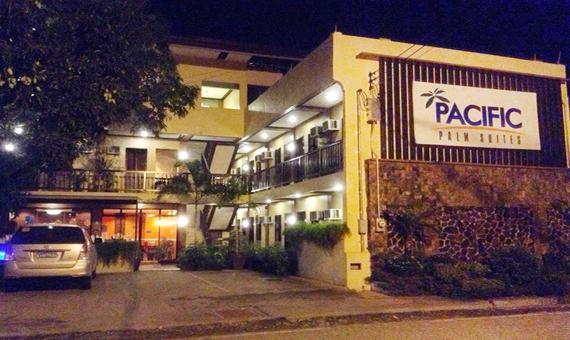 Pacific Palm Suites, Davao City