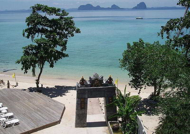 Kohngai Cliff Beach (formely Chateau Hill Resort), Ko Lanta