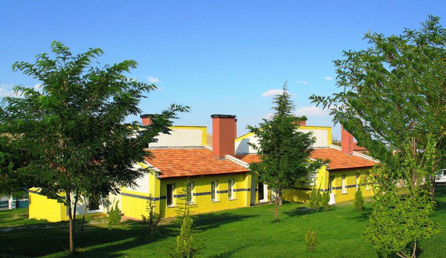 Omer Thermal Hotel, Merkez
