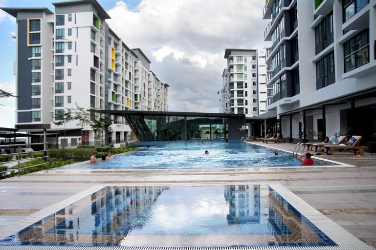 Vivacity Kuching Luxury Jazz Suite 8, Kuching