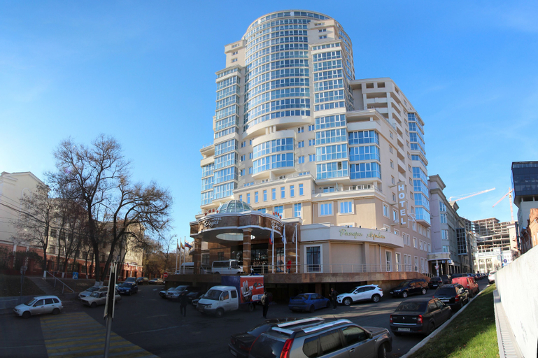 Nebo Voronezh Center, Novousmanskiy rayon