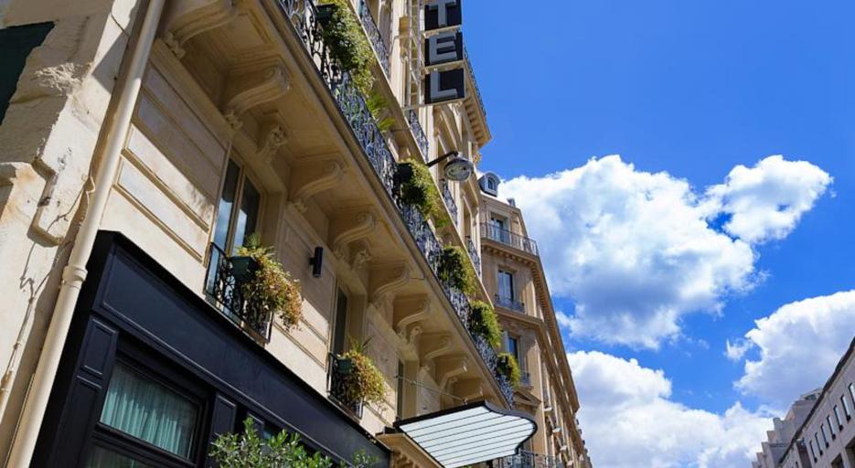 Hôtel Châteaudun Opéra, Paris