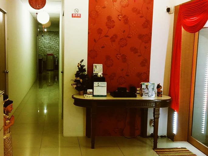 Fastbook Hostel, Pulau Penang