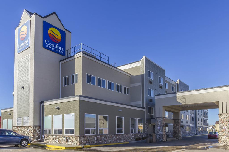 Comfort Inn And Suites, Division No. 9