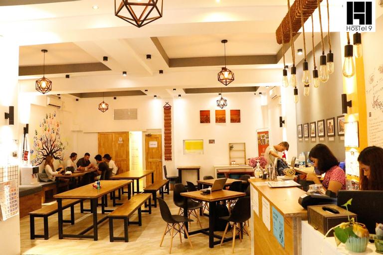 Hostel 9, Yangon-W