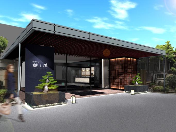 Yukai Resort Koshinoyu, Nachikatsuura