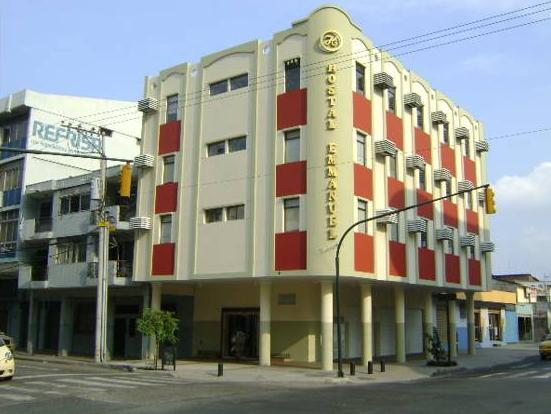 Hostal Emmanuel Internacional, Guayaquil