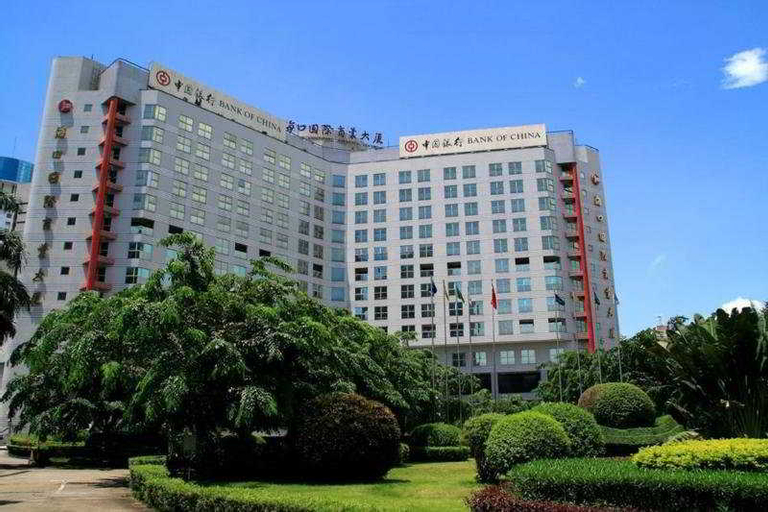 HNA Downtown, Haikou
