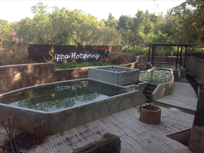 Sippa Hotspring, Doi Saket
