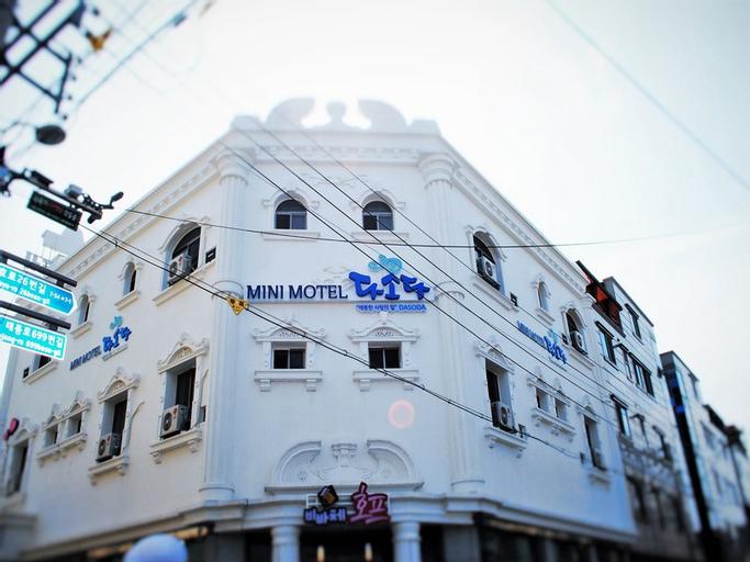 Dasoda Mini Motel, Gyeongju