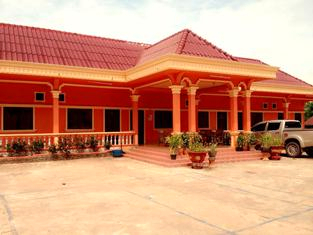 Phetpathoum Guesthouse, Pakkading