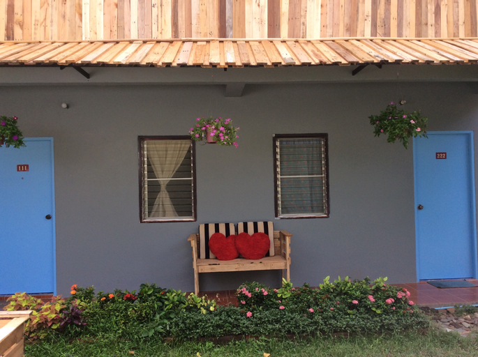The Blue House, Muang Ranong