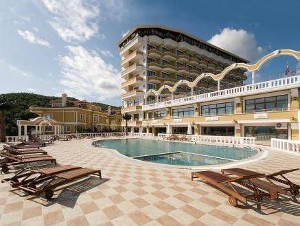 Thermalium Wellness Park Hotel, Merkez