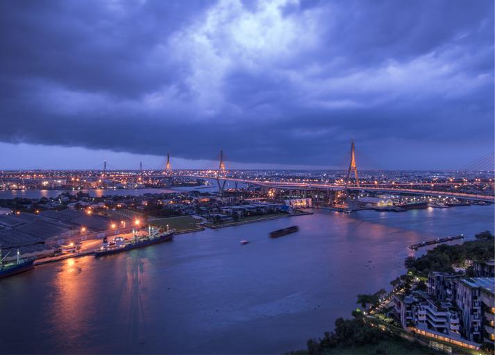 Riverfront Residences Bangkok, Yannawa