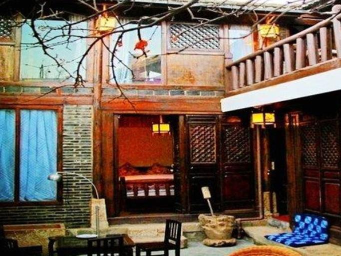 Dali Sha xi Tea-Horse Inn, Dali Bai