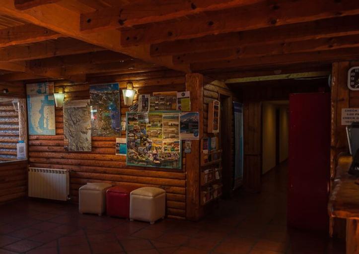 Calafate Hostel, Lago Argentino