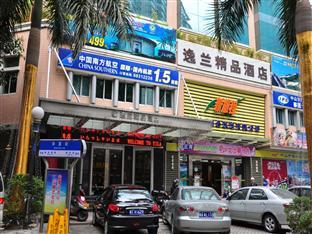 Yilan Hotel, Zhongshan
