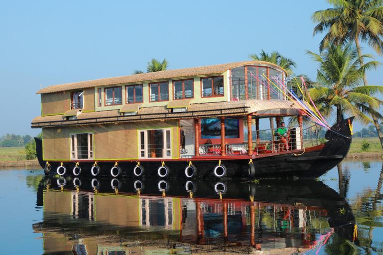 Sreekrishna Houseboat, Alappuzha