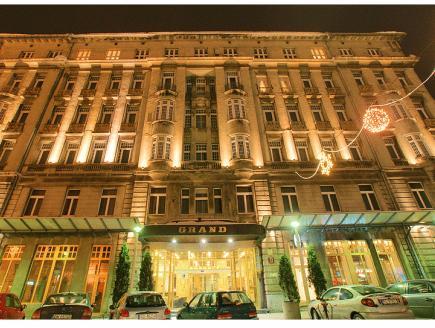 Hotel Grand, Łódź