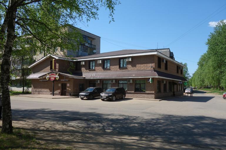Stary Dom, Tikhvinskiy rayon