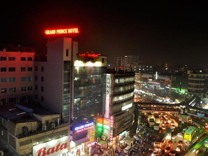Grand Prince Hotel, Dhaka