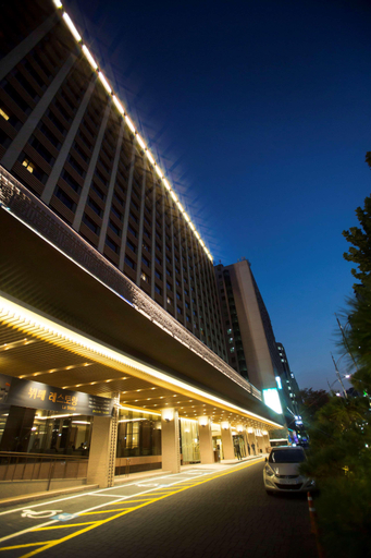 Seoul Garden Hotel, Mapo