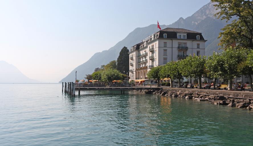 Waldstätterhof Swiss Quality Seehotel Brunnen, Schwyz